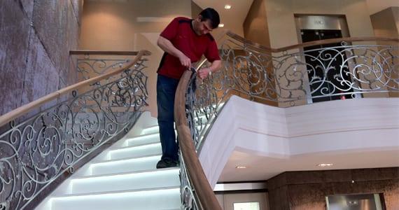 Dimi Bakalov, Sky Stairs